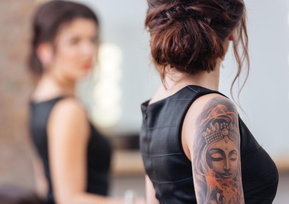 Tatuaż A Praca